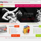 Collaborazione con MyVistaPrint