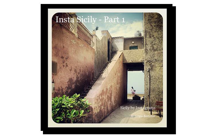 Insta Sicily Part 1: il mio primo libro su blurb
