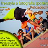 Frisbee Freestyle e Fotografia Sportiva Reloaded