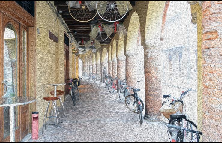 Ferrara ad Olio