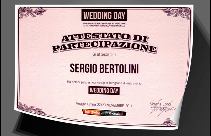 Workshop Fotografia di Matrimonio