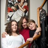 Rita, Edo, Sveva e Ira P. …