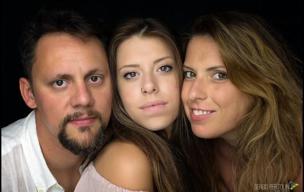 Ritratti di famiglia …
