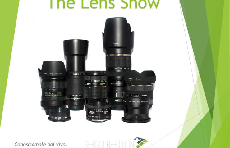 The Lens Show: iniziata la collaborazione con il Closeup Studio