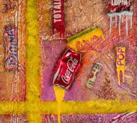 3 Quadri Pop-Art di Silvana Mellacina