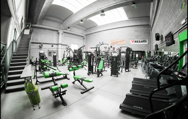 Servizio Sala Pesi Palestra Build Your Body