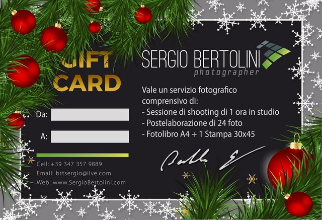 Ritornano le Christmas Card!