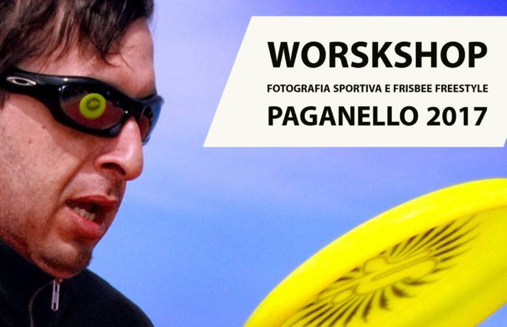 Workshop Fotografia Sportiva e Frisbee Freestyle al Paganello di Rimini