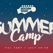 Fotografo Ufficiale Rockin'1000 Summer Camp