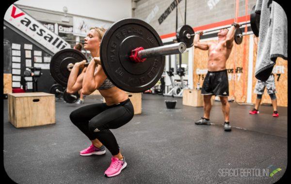 Servizio Box CrossFit 7987 2/3: I WOD
