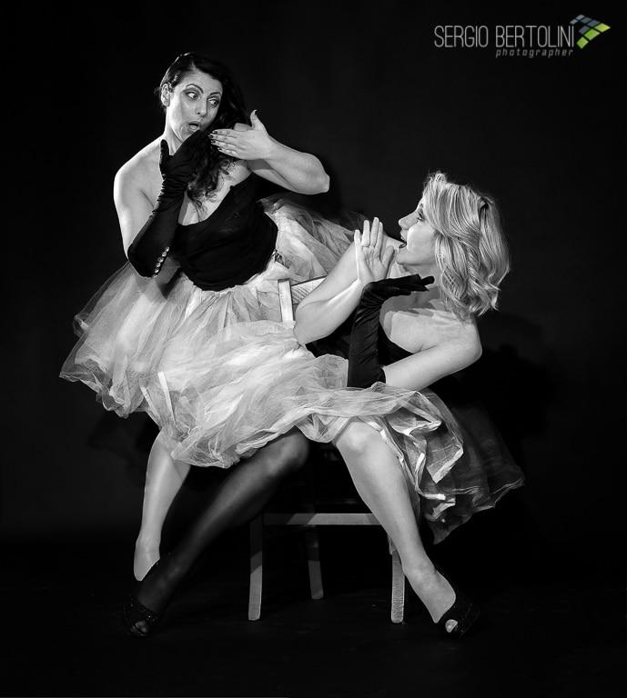 Moulin Rouge: Un Workshop di Burlesque