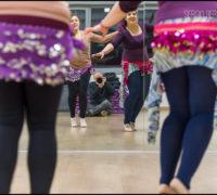 Servizio Danza del Ventre: A lezione, in studio e a teatro
