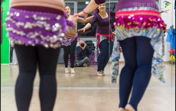 Danza del Ventre: a lezione, in studio ed in teatro