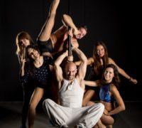 Servizio Pole Dance alla Moove Lab