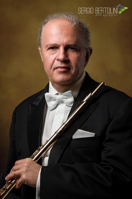 Nicola Guidetti Flautista