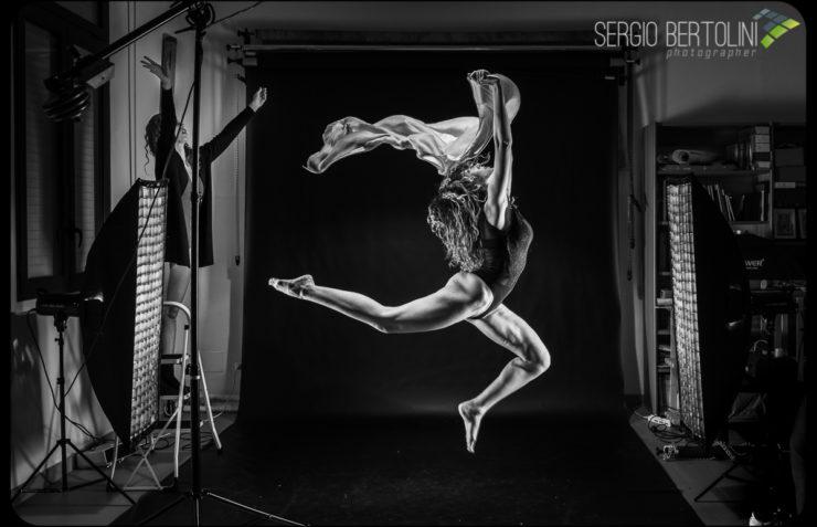 3 Ballerine in Studio