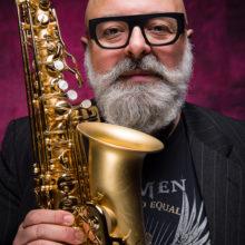 Andrea Poltronieri e i suoi Sax